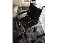 Wheelchair, Walking frame, & Rollator,