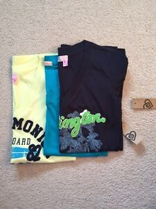 3 BRAND NEW WITH TAGS T-SHIRTS