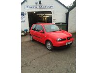 2004 53 SEAT AROSA ONLY 33000MLS 1 OWNER FROM NEW