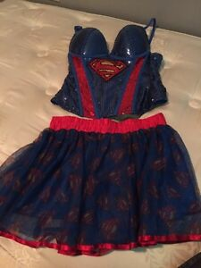 Superwoman Halloween costume!!!!