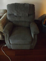 electric lift recliner