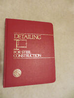 Detailing for Steel Construction