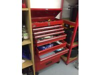 LARGE 8 DRAWER TOOL CHEST / BOX CABINET