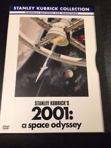 Stanley Kubrick - 2001 a Space DVD