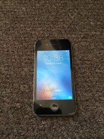 iPhone 4s 64g on O2