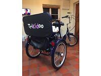 Trikidoo Trike Tricycle