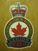 ROYAL CANADIAN LEGION CRAFT & GARAGE SALE