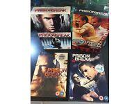 Prison Break Complete Series DVD