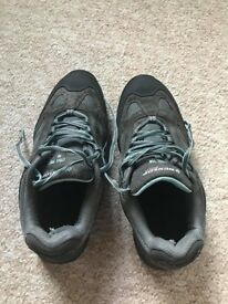 Women Steel Toe Safety Shoes Size 6