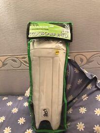 Kookaburra wicket keeping pads