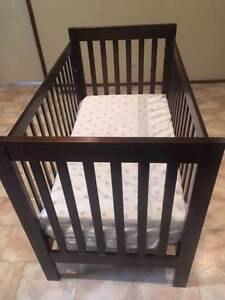 Boori King Parrot Daintree cot with mattress Templestowe Manningham Area Preview