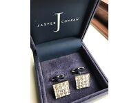 Designer Cufflinks Jasper Conran WD London new boxed