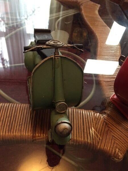 Vintage lambretta model