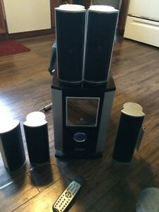 Divinci D 7 Home theater system