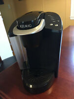 KEURIG COFFEE MACHINE (LIKE NEW) - $60