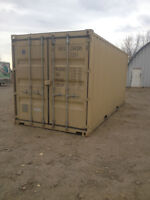 Shipping - Storage Containers