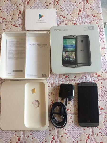 HTC ONE mini 2 UNLOCKED 16GB excellent condition boxed with HTC accessories no offersin Bradford, West YorkshireGumtree - HTC ONE mini 2 UNLOCKED 16GB excellent condition boxed with HTC accessories Ggg