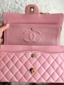 Chanel classic flap bag  London Ontario image 6