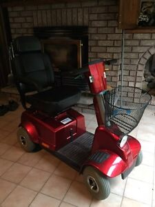 Fortress mobility scooter 1700