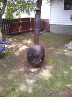 Pot Belly Fire Stove