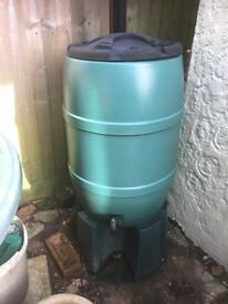 3 water butts with stands for sale. All in great order. Can deliver.