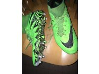 Nike Football boots size (10)