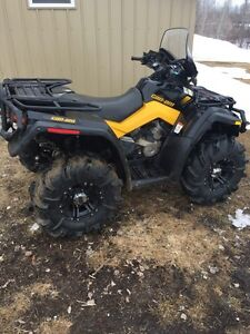 2010 can am outlander 800