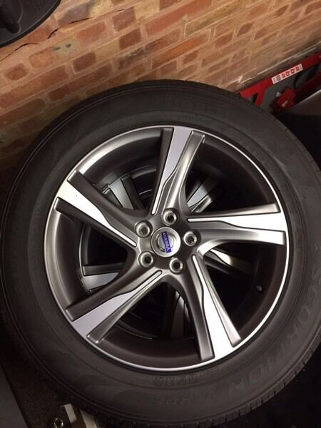 Volvo Xc60 Ixion Wheels 18 U0026quot