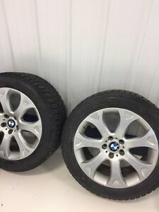 BMW X5 OEM tires and rims