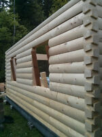 Log Cabin shell