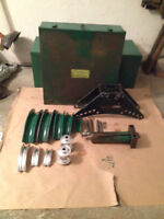 GREENLEE 880 HYDRAULIC BENDER - Great Deal!