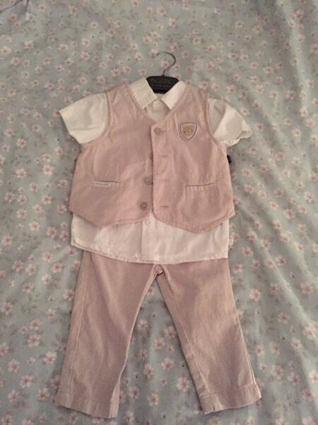 Baby Suit 9-12 Months Mothercare