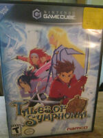 ***NINTENDO GAMECUBE TALES OF SYMPHONIA/COMPLETE/TESTED!!!***