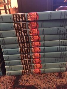 The Hardy Boys Collection Hard Cover  West Island Greater Montréal image 1