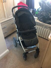 Britax Vigour 4 + travel system pushchair / buggy