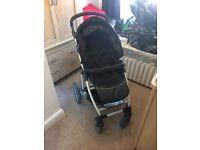 Britax Vigour 4 + travel system pushchair / buggy