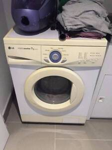 LG 7KG WASHER MACHINE CAN DELIVERY Box Hill Whitehorse Area Preview