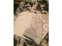 Baby growbag/sleeping bag