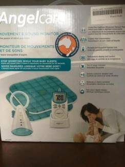 Angelcare Movement Sound Monitor AC401