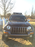 """2004 Jeep Liberty SUV Plus a 2003 Jeep Liberty for """"Parts""""!"""