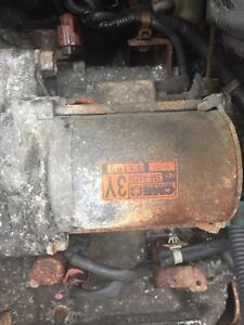 Honda Accord starter