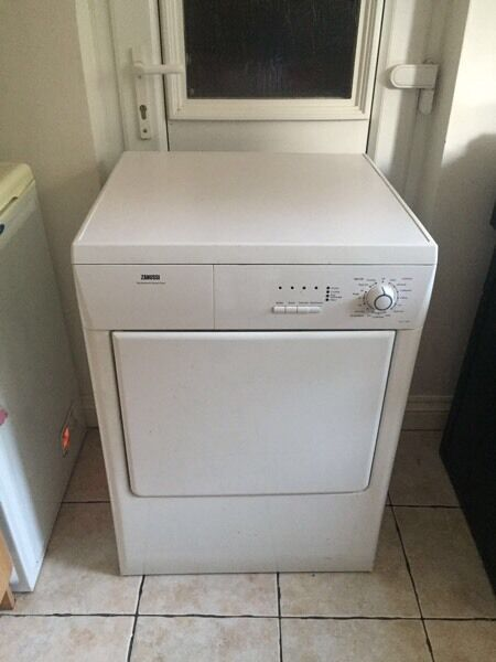 Zannusi tumble dryer