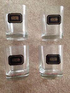 Vodka glasses
