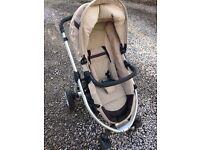 Mothercare travel system/pram/pushchair