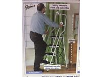 Genius safety ladder