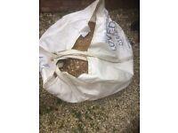 FREE 1/4 + ton bag of Ballast