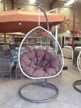 Sienna Hanging Egg Chair with Cushion. Local Delivery Available. Maroochydore Maroochydore Area Preview