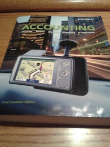 Accounting Volume 1