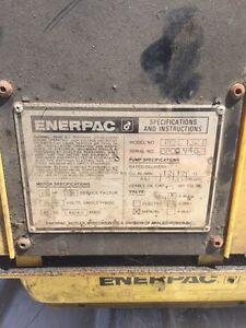 Enerpac pump