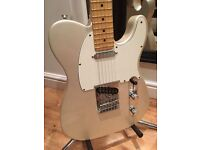 Fender 2008 American Standard Telecaster - Blizzard Pearl - As New Condition - Can Deliver